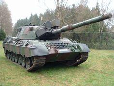 Leopard Mk1 A1.