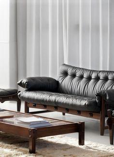 Sofa Design by Sergio Rodrigues
