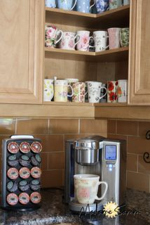 1000 Images About Coffee Station Ideas On Pinterest