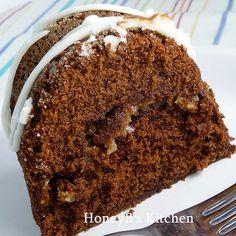 German Chocolate Bundt Cake by Grumpy's Honeybunch