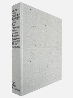 Neubau Forst Catalogue, Lars Müller Publishers on Behance