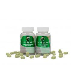 IVY Bears vlasové vitamíny pro ženy - 3 kusy - BellaSalute s. Ivy, Bears, Bear, Hedera Helix