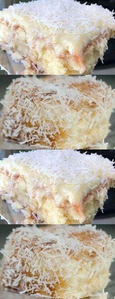 Cake Recipes, Dessert Recipes, Desserts, Pasta, Chocolate, Vanilla Cake, Coco, Food And Drink, Yummy Food