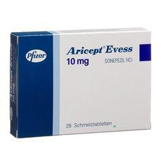 Gegen Demenz: Donepezil ohne Rezept kaufen - Rezeptfrei 24