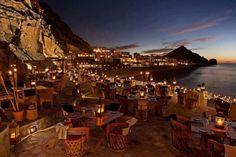 El Farallón Restaurant - Mexico