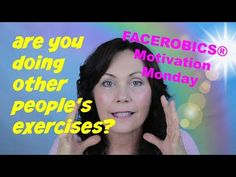 Face Exercise - What Happens When You Do Other People's Face Exercise Routines - YouTube