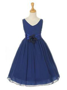 Modelo de vestido para daminha