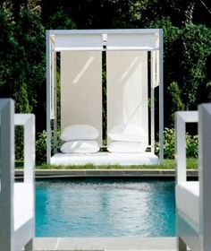 swimming pool ideas for home  #KBHomes