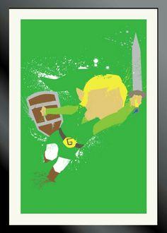 Minimalist Link..