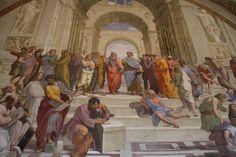 rafael, museo del vaticano