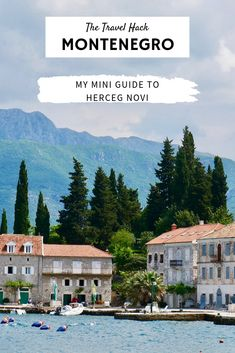 Guide to Herceg Novi