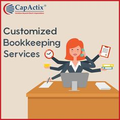 Bookkeeping outsourcing services provided by CapActix is reliable and cost-effective. Our small business bookkeeping outsourcing services ensuring the smooth management of your finances. Online Bookkeeping, Small Business Bookkeeping, Bookkeeping Services, Finance, Management, Smooth, Economics