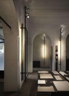 Showroom Brix in Brera - Milan