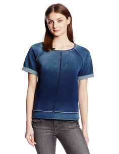 Dakota Collective Women's Jemma Sweatshirt ** You can find more details by visiting the image link.