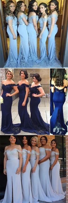 long bridesmaid dress, mermaid bridesmaid dress ,cheap bridesmaid dress ,custom bridesmaid dress,BD1716