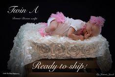 Reborn baby doll , Twin A sculpt by Bonnie Brown , COA ,belly plate , no waiting , ready to ship. #rebornbabydolls  #4starrating #eastergift #twina #rebornreadytoship