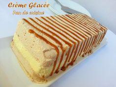 Crème glacée facile au flan