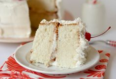 This Coconut Tres Leches Layer Cake, using sweetened condensed milk, heavy cream, and coconut milk, puts a fun twist on the classic tres leches. Milk Recipes, Cake Recipes, Dessert Recipes, Just Desserts, Delicious Desserts, Yummy Food, Holiday Desserts, How To Stack Cakes, Tres Leches Cake