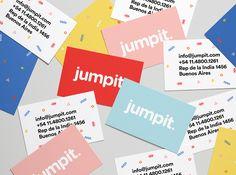 Jumpit: Branding (Work in progress) on Behance