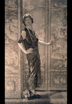 """Jeanne Toussaint, surnommée """"la panthère de Cartier"""" http://www.vogue.fr/thevoguelist/cartier/440"""