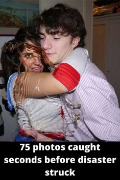 75 photos caught seconds before disaster struck Dancing On The Edge, Something To Remember, The Hard Way, Hilarious, Funny, Bored Panda, Popular Pins, Wedding Pictures, Most Beautiful Pictures