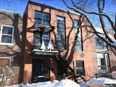 House for sale in Rosemont/La Petite-Patrie (Montréal) - $965,000 Montreal, Apartments For Sale, Open House, Cottage, Cottages, Cabin, Cabins