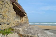 Omaha Beach Gun Position, Dog green sector
