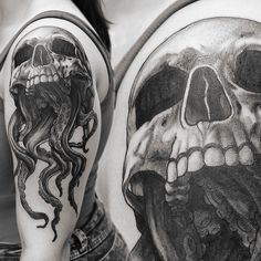 Skulls n' Tentacles on Behance