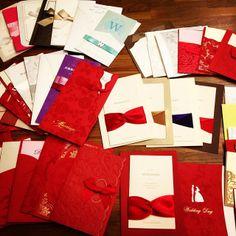 1236729_695565020471496_1604782626_n by kateeelin, via Flickr Chinese Wedding Invitation, Wedding Invitations, Design Crafts, Gift Wrapping, Gifts, Gift Wrapping Paper, Presents, Wrapping Gifts, Wedding Invitation Cards