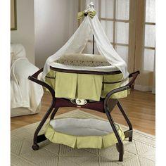 Pretty bassinet design