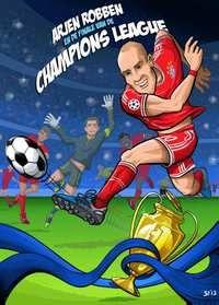 Arjen Robben En De Finale Van De Champions League |