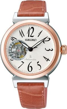 SEIKO LUKIA SSVM008 LADYS MECHANICAL AUTOMATIC WATCH 2013 MODEL JAPAN IMPORT -- Want to know more, click on the image.