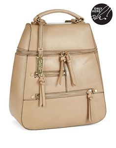 Dolce Vita Leather Backpack At Lord Taylor Was 198 00 148 50