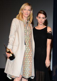 Rooney Mara - 29th Santa Barbara International Film Festival -  Outstanding Performer of the Year Award to Cate Blanchett