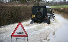 FLOOD? What flood?