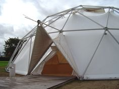 Charter-Sphere Dome by TC Howard  (not geodesic)