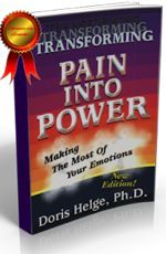 "TRANSFORMING PAIN INTO POWER - Comments by critics about this #1 Bestselling Book: ""The most unorthodox self-help book you'll ever read and by far the most useful,"" and ""The last self-help book you'll ever need."" ""Enjoy this marvelous guide for achieving personal empowerment and freedom."" Built-in workbook. Related teleclass teaches you how to enjoy loving, supportive relationships in which your needs are met. www.NewRelationshipTools.com."