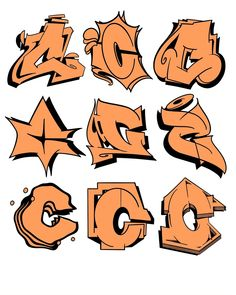 "Orange Juice 🍊 Favorite ""C"" ? Graffiti Letter C, Graffiti Lettering Alphabet, Graffiti Text, Graffiti Writing, Graffiti Tagging, Street Art Graffiti, Graffiti Wildstyle, Graffiti Designs, Lettering Design"