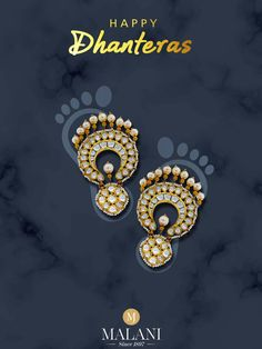 This Dhanteras, may Goddess Laxmi fill your heart and home with prosperity. Jewelry Ads, Jewelery, Diwali Poster, Abstract Pencil Drawings, Happy Dhanteras, Lord Jagannath, Happy Navratri, India Map, Logo Design