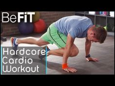 Hardcore Cardio Fat Burn Workout: Nonstop Legs with Chris Tye Walker is an extreme high-intensity cardio blast workout that targets the abs, legs, glutes, an...