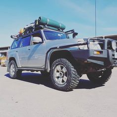 Customers last stop before heading off on a trip new tyres. #bfgoodrichtires #MudTerrain #km2 #patrol #nissanpatrol #BFG #4x4 #Aus4x4 Best 4x4, Nissan Patrol, Bfg, New Tyres, Monster Trucks, Instagram