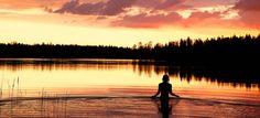 Finnish Lapland, Karita's pic from Silvia's Trips.