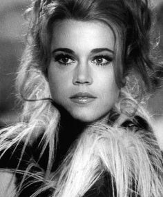 Jane Fonda, such beauty..