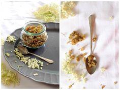 Bazový cukor z kvetov bazy Homemade, Food, Home Made, Essen, Meals, Yemek, Hand Made, Eten