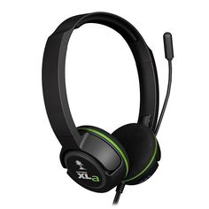 Turtle Beach Ear Force XLA Noise Isolating Headset for Xbox 360, Multicolor