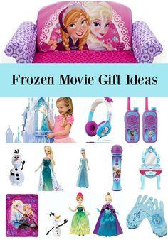 Frozen Movie Gift Ideas | The Jenny Evolution
