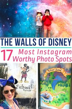 What are the Walls of Disney Where do you find them I ve got all the info you need in my post about where to find the Walls of Disney World! Disney World Resorts, Disney World Fotos, Disney World Tipps, Disney World Pictures, Disney World Florida, Disney World Tips And Tricks, Disney Tips, Disney Fun, Disney Vacations