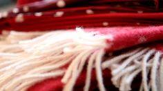 blue aatonaatto wool blanket from this video Wool Blanket, Consideration, Ethnic Recipes, Blue, Food, Fleece Blanket Edging, Essen, Meals, Yemek