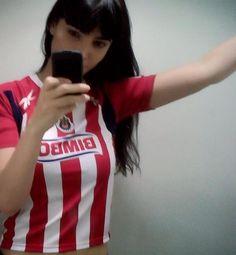 Leia Freitas, fanática del Rebaño | Chivas Pasión - Club Deportivo Guadalajara