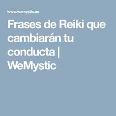 Frases de Reiki que cambiarán tu conducta | WeMystic